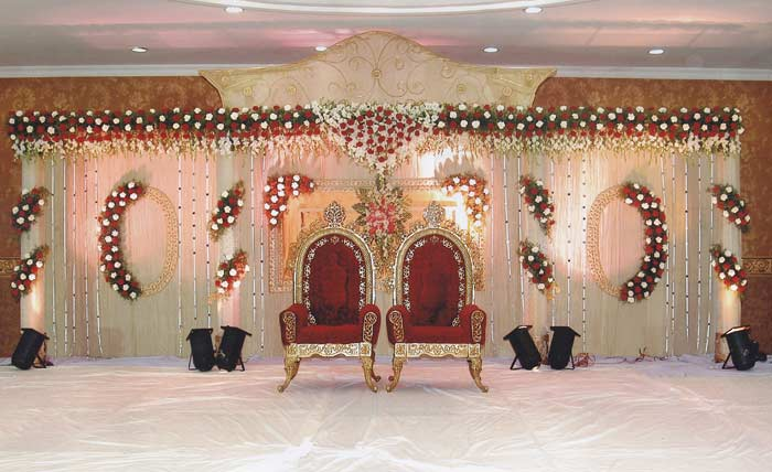 Gallery - Reception Decorations Hyderabad and Secunderabad