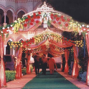 entrance decorations hyderabad