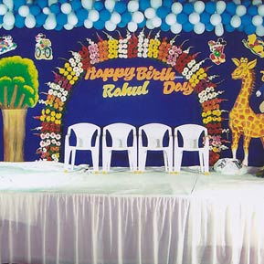 birthday decorations hyderabad